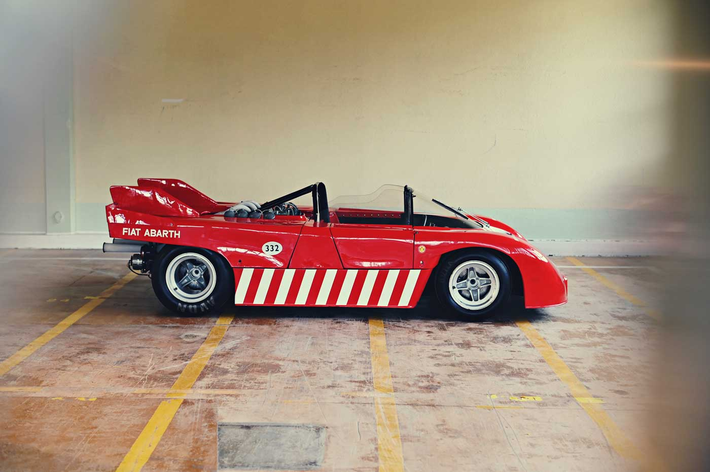 Read more about the article Abarth 3000 Sport Spider Prototipo, 1970