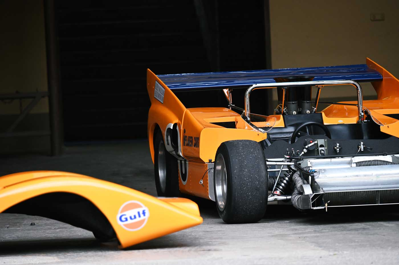 Read more about the article McLaren M8 E, 1971