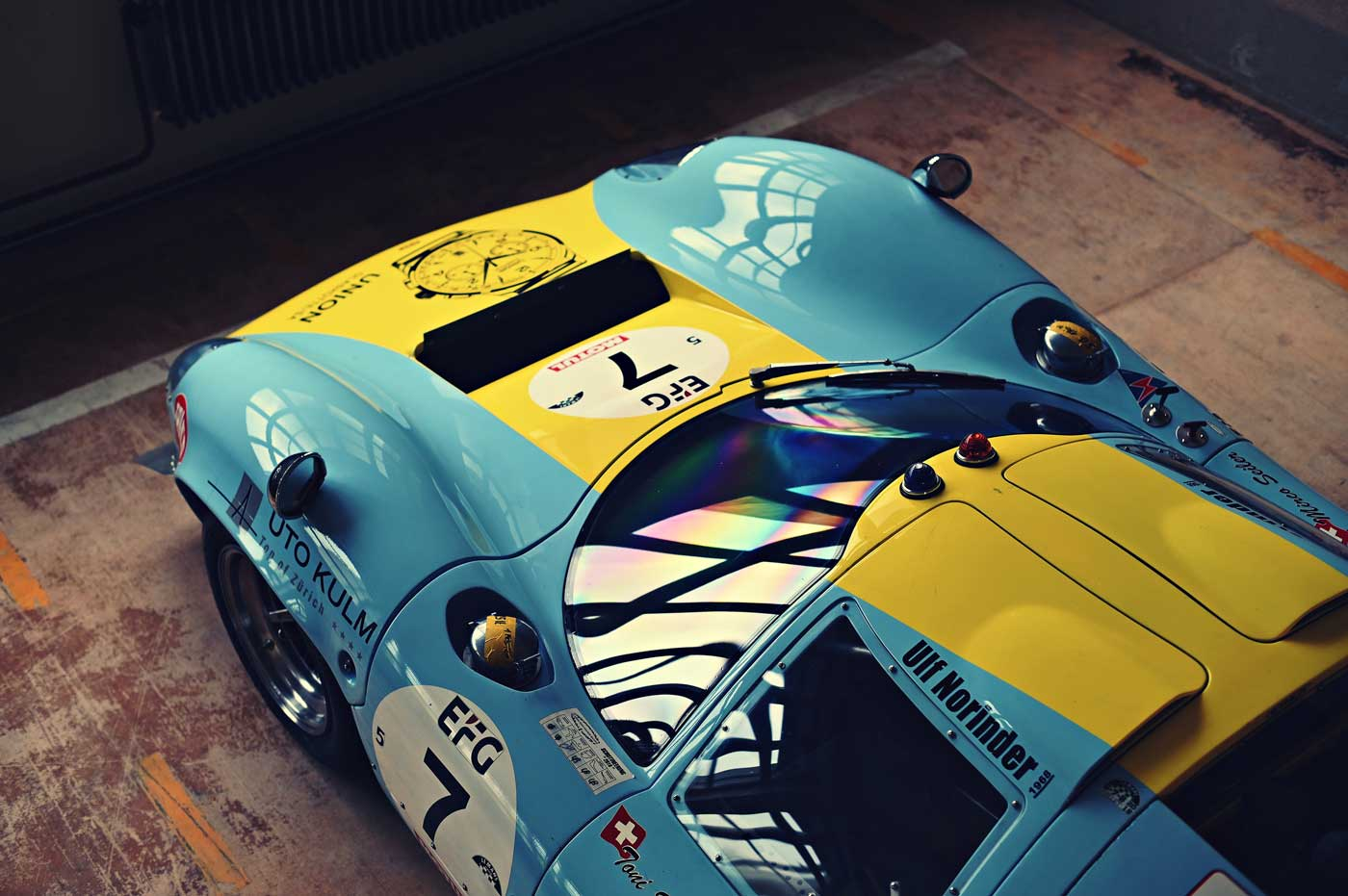 Read more about the article Lola T70, 1968