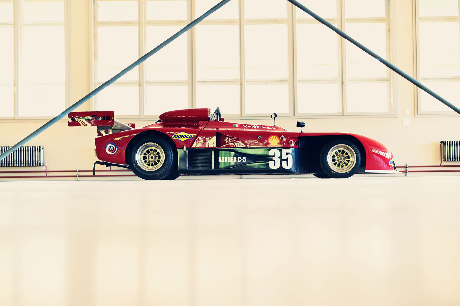 Read more about the article Sauber C5, 1976